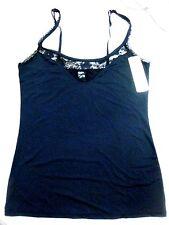 FELINA LANGERIE  Black Little Intimate Top(to wear under dress) Ret.$26.Size S