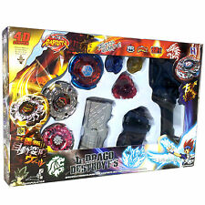 Beyblade Lot Set w/ Big Bang Cosmic Pegasus, Variares, Evil Befall - USA SELLER!
