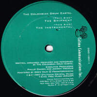 """The Colombian Drum Cartel - The Shipment (12"""")"""