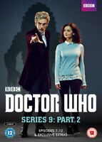 Doctor Who: Series 9 - Part 2 DVD (2016) Peter Capaldi cert 12 2 discs