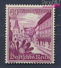 Allemand Empire 683 neuf 1938 Secours d et 'hiver:Paysages/Fleurs (8496732