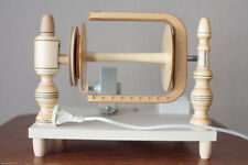 New Electric spinning wheel excellent wooden Handmade Yarn