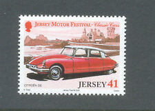 Jersey-Classic Cars - Citroen-mnh single value (2005)