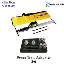 Tram gauge - Killer Tools - Measuring Arm ART903M w/ Bonus Adapter set ART90AS