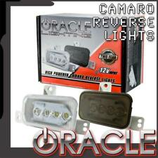 2010-2015 Camaro Oracle LED Reverse Lights Set of 2 Clear 4W 3003-019