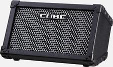 Roland Cube-ST Cube Street Battery-powered Guitar Combo Amplifier Black