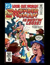 Wonder Woman #288 Vf+ Colan 1st & Origin Silver Swan Doctor Psycho