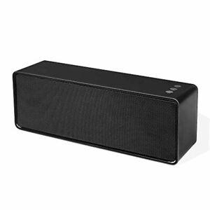 Cassa Bluetooth, Altoparlante Bluetooth Portatili 10W Dual Driver, Bass Potenti