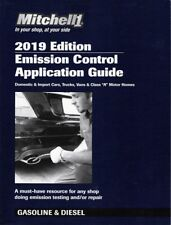 1996-2019 Emission Control Application Guide Book by Mitchell1 Car Truck Ecat19