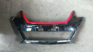 GENUINE HONDA CIVIC TYPE-R FK2 FRONT BUMPER GARNISH GRILLE PIECE BREAKING