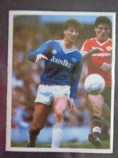 Daily Mirror Stick With Soccer 1986-87 - Steve Walsh (Leicester City)