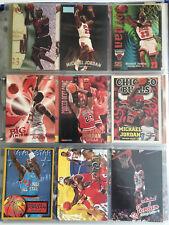 Basketball-Karten Sammlung 1990-99 Michael Jordan uvm. 465 Karten
