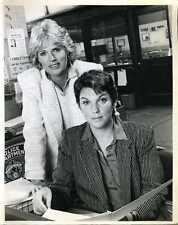"Sharon Gless Tyne Daly Cagney & Lacey Original 8x10"" Photo #K2451"