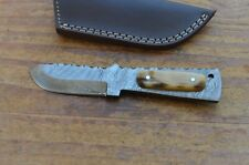 damascus handmade hunting knife From The Eagle Collection ASM5153