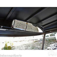 "17"" Universal 180 Degree Convex Mirror Club Car EZGO Yamaha Golf Cart Accessory"