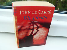 BUCH DIE LIBELLE JOHN LE CARRE KRIMI THRILLER  ROMAN TASCHENBUCH BOOK !!!!!