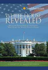 White House Revealed (DVD, 2014) Narrated by Martin Sheen  BRAND NEW