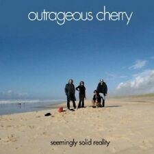 Outrageous Cherry - Seemingly Solid Reality  CD ALTERNATIVE POP ROCK Neuware