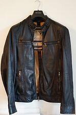 Oakwood Leather Bomber / Motorcycle Jacket XL - Nearly New
