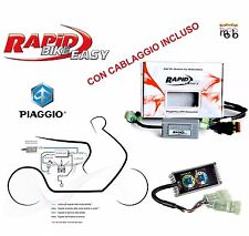 CENTRALINA SCOOTER RAPID BIKE EASY CON CABLAGGIO PIAGGIO BEVERLY 400 2008 2009