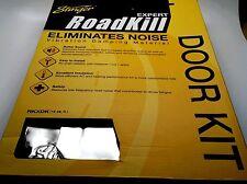 Stinger RoadKill Sound Damping Material Deading Eliminates Noise Door Kit RKXDK