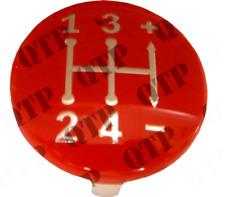GEAR LEVER CAP FITS MASSEY FERGUSON 4345 4355 TRACTORS