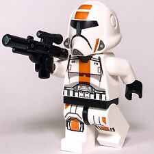 STAR WARS lego THE OLD REPUBLIC TROOPER face 2 new 75001 minifig GENUINE army