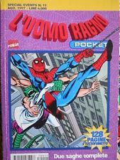 L' Uomo Ragno Pocket - Special Events n°11 1997 ed. Marvel Italia  [G254A]
