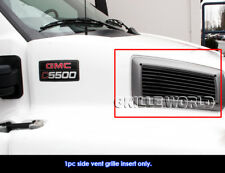 Aluminum Black Billet Grille For 2003-2009 Chevy Kodiak C4500/C5500 Side Vent
