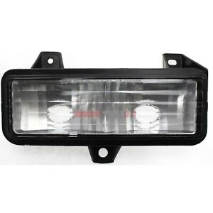 NEW TURN SIGNAL LAMP LENS AND HOUSING RH FITS 1989-1996 CHEVROLET G30 16510854