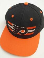 Philadelphia Flyers Mens Size OSFA Reebok Flatbrim Snapback Throwback Hat $25