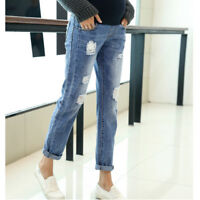 Jeans Maternity Clothing Pants For Pregnant Women Clothes Nursing Trousers