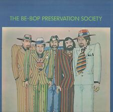 The Be-Bop Preservation Society - S/T 1971 UK Dawn LP gatefold w/insert. Ex!