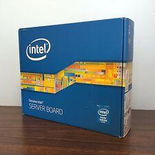 Intel Server Board LGA1150 DDR3 PCI Express SATA microATX - DBS1200V3RPS - NEW!
