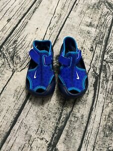 Boys' Nike Sunray Protect toddler sandals Size US 5/EUR 21/UK 4.5