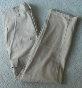 Saf-Tech Nomex Flat Front FR Work Pants 9 OZ. Men's Size 32x32 Made in USA