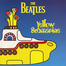THE BEATLES - CD - YELLOW SUBMARINE - SONGTRACK