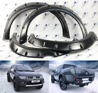 Mitsubishi L200 Wheel Arches Fender Flares Triton Animal Warrior 4x4 Jungle Trim