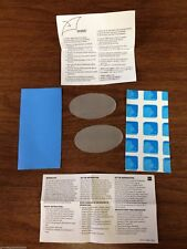 INTEX ABOVE GROUND POOL PATCH MATERIAL ONLY REPAIR KIT( NO GLUE INCLUDED)