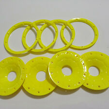 Enclosed beadlock bead lock ring inner + outer for Losi 5ive-t Rovan LT 1/5 rc