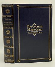 ICL COUNT OF MONTE CRISTO Alexandre Dumas Collectors LIMITED VINTAGE Edition OOP