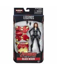 Marvel Legends - Black Widow - Age of Ultron - Hulkbuster Series RARE New Mint