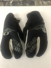 Pearl Izumi Pro PrimaLoft Cycling Lobster Gloves Black Small