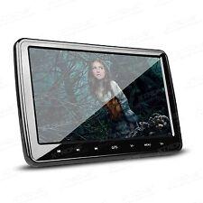"""SCHERMO Monitor per POGGIATESTA 10"""" TOUCH giochi app video USB SD DVD HDMI Nero"""