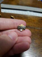 VINTAGE 1960's BOHN PONTIAC 10 YEAR SALESMAN SERVICE PIN WESTMINISTER MARYLAND