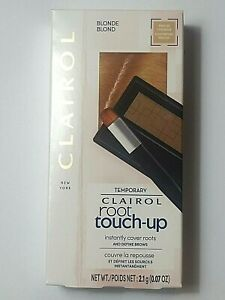 2 Pack  Clairol Temporary Root Touch-Up Concealing Powder Blonde (2 box lot)
