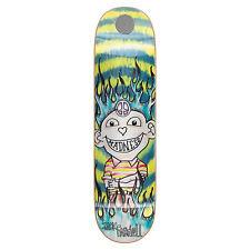 "Madness Skateboard Deck Jack Fardell Gonz Lenticular 8.5"" x 32.6"""