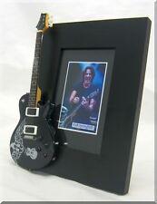 RICK SPRINGFIELD Miniature Guitar Frame