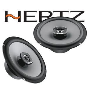 Hertz X 165 - 16cm Koax Lautsprecher 220 Watt Boxen KFZ Auto PKW