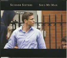 SCISSOR SISTERS She's My man GOOSE REMIX EDIT CD single